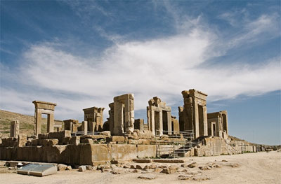 Cung điện Apadana, Persepolis, Iran
