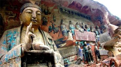 Tượng khắc đá Đại Túc, Trùng Khánh, Trung Quốc