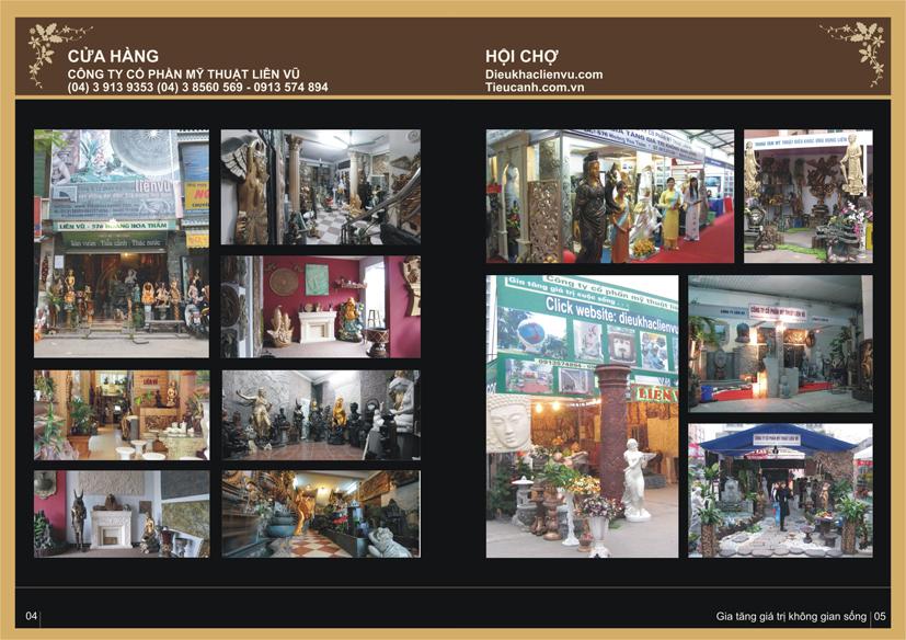 Giới thiệu cửa hàng và hội chợ
